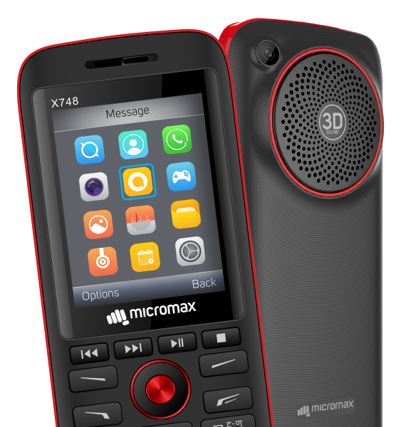 Micromax Boom! X748
