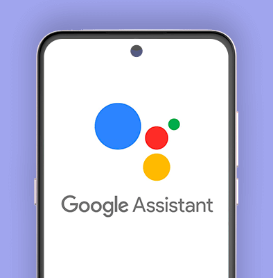 in 1b with Google assistant
